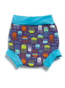 Blue Nappy Cover (0-3 years)
