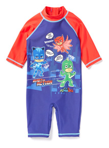 Navy PJ Masks Sunsafe UPF 40 (1-6 years)