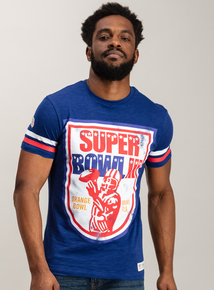 NFL Superbowl III Shield Blue T-Shirt