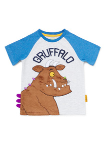 Multicoloured The Gruffalo T-Shirt (9 months-6 years)