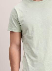 Mint Green Plain T-Shirt