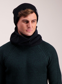 3M Thinsulate Black Neck Warmer
