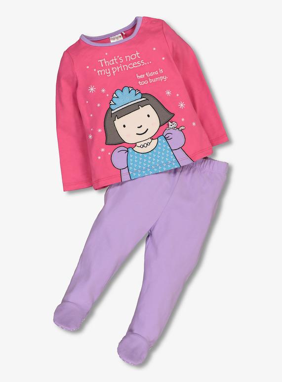 ac99315d7cec License   Character Shop That s Not My Princess Pink Pyjamas (0-24 ...