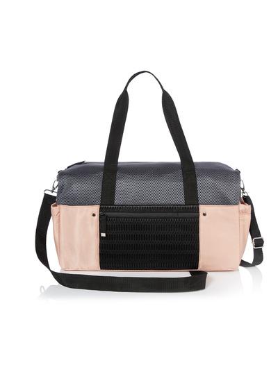 Multicoloured Active Mesh Bag