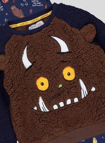 Gruffalo Navy 3 Piece Pyjama Set (1-6 years)