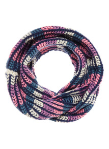 Bright Knitted Snood