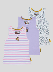 The Gruffalo Cotton Vests 3 Pack (1.5 - 6 years)