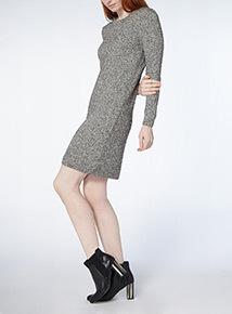 Mono Cut Out Dress