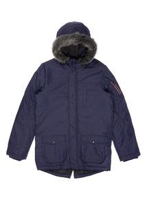 Navy Parka Jacket (3-12 years)