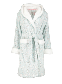 Disney Tinker Bell Blue Dressing Gown