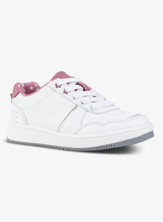 Kids Online Exclusive White Fashion Trainers (Infant 10-4)  fabe0a0e6ef4