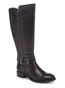 Online Exclusive Wide Calf Sole Comfort Rider Boots
