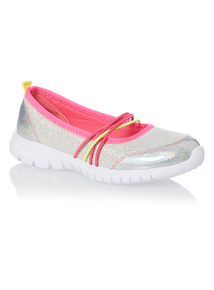 Girls No Lace Fashion Trainer