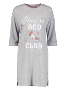 Disney Minnie Mouse Grey Nightdress