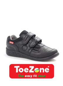 Black ToeZone Dino Shoes