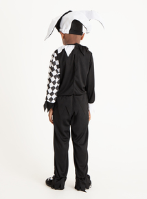 Halloween Clown with Mask (3- 12 Years)