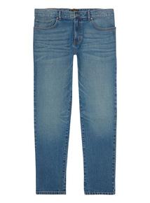 Denim Tapered Jeans