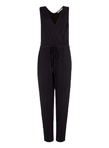 Online Exclusive V-Neck Jumpsuit
