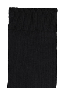Black Stay Fresh Socks 10 Pack