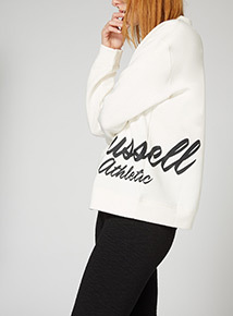 Online Exclusive Russell Athletic Oversized Sweat