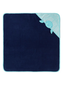 Blue Turtle Towel