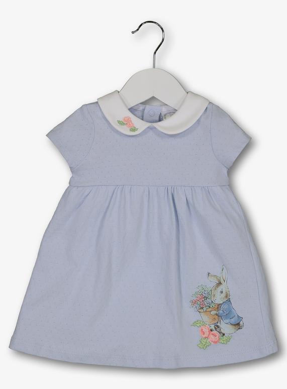 830de6aac Baby Peter Rabbit Blue Dress (0-24 months)   Tu clothing