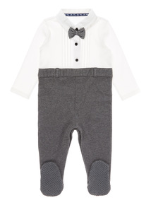 White Smart All In One (0-24 Months)