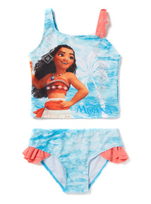 Multicoloured Disney Moana Tankini (3-10 years)