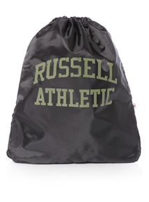Russell Athletic Black Gym Sack