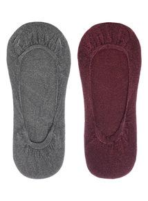 Sparkle Footsies 2 Pack