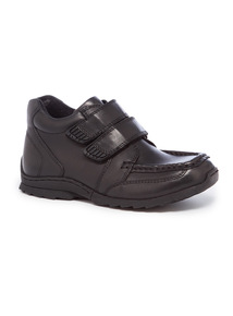 Online Exclusive Leather Velcro Shoes