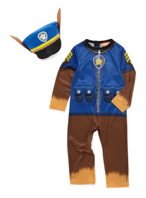 Kids Multicoloured Paw Patrol Chase Costume