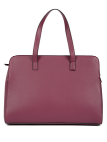 Berry Red Laptop Bag
