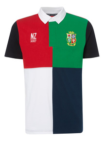Online Exclusive Multicoloured British & Irish Lions Rugby Shirt