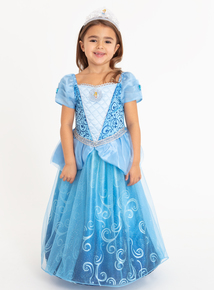Disney Princess Cinderella Costume (2-12 years)