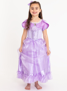 Disney Nutcracker Clara Lilac Costume (3-10 years)