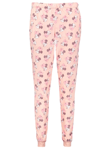 Disney Minnie Mouse Pink Pyjama Bottoms
