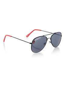 Black Spiderman Sunglasses