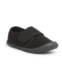 Velcro Plimsole (5 infant - 3)