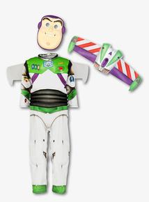 Disney Toy Story Online Exclusive Buzz Lightyear Fancy Dress Costume (2-10 years)