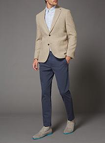 Stone Wool Blended Jacket
