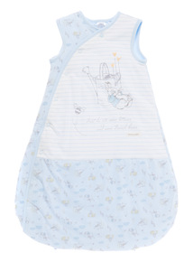 Boys Blue Peter Rabbit Sleeping Bag (0 - 24 months)