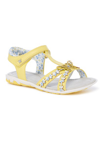 Butterfly Detail Sandals