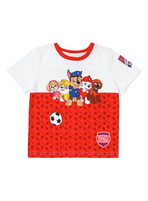 Multicoloured Paw Patrol T-shirt (9 months-6 years)