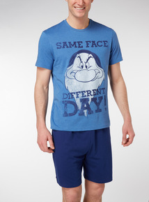 Disney Grumpy PJ Set