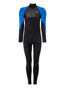 Colourblock Full Wetsuit