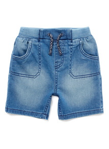Denim Shorts (0-24 months)