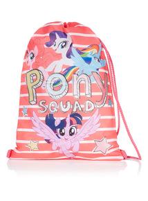 Pink 'My Little Pony' Drawstring Bag