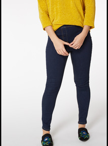 Dark Denim Stretch Jeggings