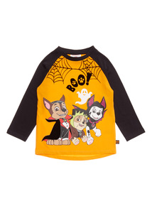 Multicoloured Halloween Paw Patrol Tee (9 months-6 years)